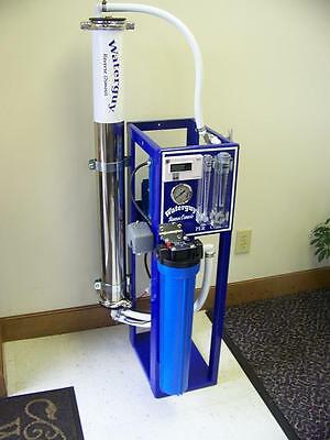 commercial reverse osmosis system 2600GPD