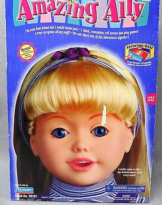 2 Playmates Toys Amazing Ally Dolls &Accessories j811
