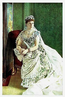 Princess Beatrice of the United Kingdom (Later of Battenberg)  By W. & D. Downey