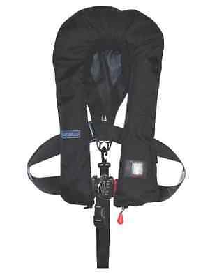 SEAGO 305 ETS Lifejacket NEW - Automatic with Harness & Light