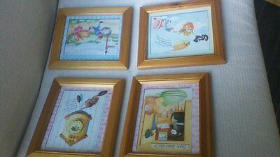 Nursery framed pictures