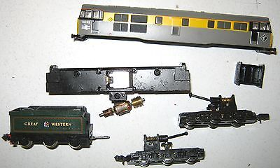 Graham Farish N gauge loco spares repairs restoration