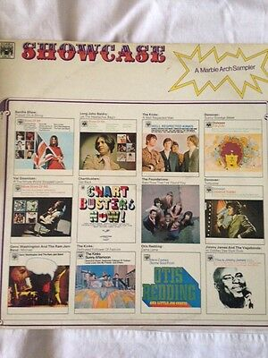 Vinyl LP record Marble Arch Showcase