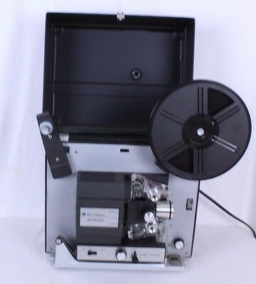 Vintage Bell Howell AutoLoad Motion Picture Film Projector #462A 8mm Super 8
