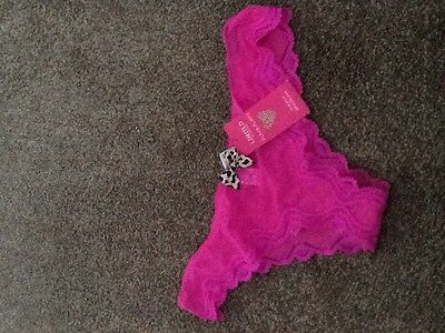 M&S Size 16 lace Nickers New with tags