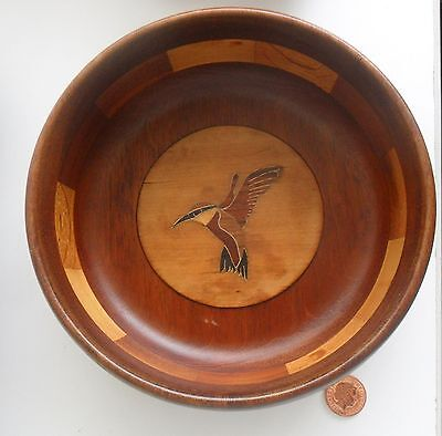 Canadian handcrafted wooden bowl from British Columbia