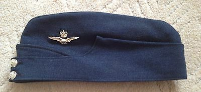 Royal Air Force (RAF) officers side / field service hat