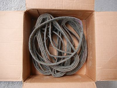 "3M Scotch-Brite Surface Conditioning Belts 3/4"" x 24""   -  19 Belts"