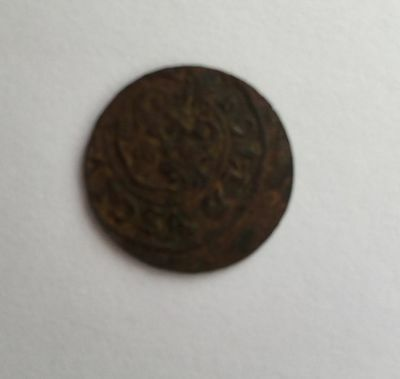 Metal Detecting Find - Unidentified Medieval Off-struck Hammered Coin