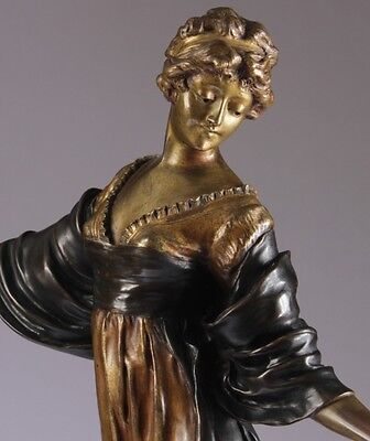Bronze Art Deco Paul Philippe