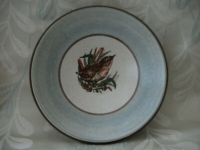 Purbeck pottery decorated bowl