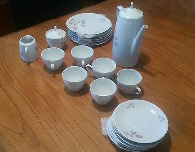 Bavaria pottery Coffee Service from 1960s