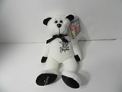 """Signature Series:Jerry Lewis 10"""" Plush Bear #1682/10,000 Classic Collecticritter"""