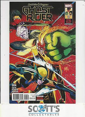 Ghost Rider  #4  New  (Bagged & Boarded) Freepost
