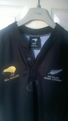 new zealand all golds rugby league jersey