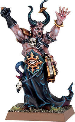 Limited Edition Gamesday 2010 Warhammer Fantasy Metal Chaos Sorcerer