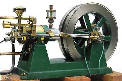 1902 Parsell and Weed Hit and Miss Engine Model Casting Kit, Plans Castings –Hz