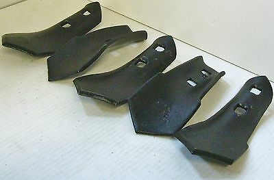 "5 - S Tine Sweep 2 Hole 2-3/4"" Wide 7/16"" Holes 1/4"" Thick Cultivator"