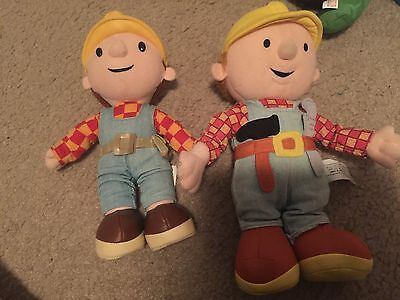 Bob The Builder Plush