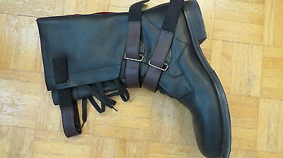 Almost knee high winter boots in size 43, 11.5 Hugo Boss Mens