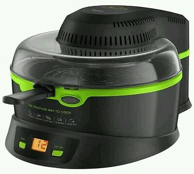 Breville VDF084 Halo Health Fryer black