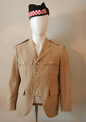 Canadian Armed Forces Highland Tan  Jacket