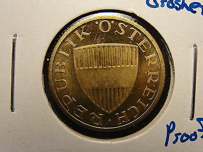 1962 Austria Fifty 50 Groshen Proof Cameo (JW)