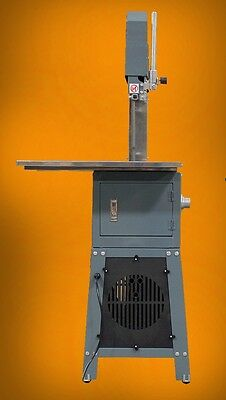 New MTN Electric Commercial 550W Automatic Meat Bone Saw Slicer w/ Meat Grinder