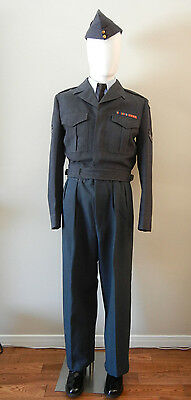 Royal Canadian Airforce Post War Battledress