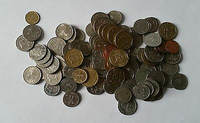 Singapore 26.05 dollars in coins