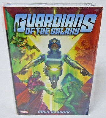 Guardians of the Galaxy Solo Classic Omnibus GROOT HC Hard Cover New Sealed $125