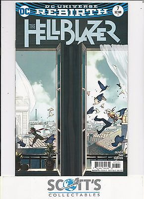 Hellblazer  #7  New  (Variant) Freepost