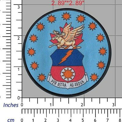 ALIENS Movie UACM Aerospace Division Flying Moose Patch Canadian Variant