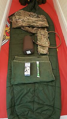 Mega Sale of 5 x Genuine British Army Pieces Of Kit All Grade 1 Condition.