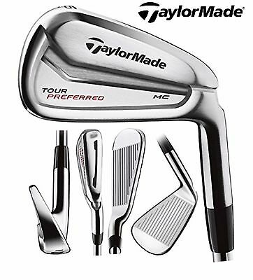 60% OFF! TaylorMade Tour Preferred MC Golf Irons KBS TOUR 90 Shaft 3- PW 8 Clubs