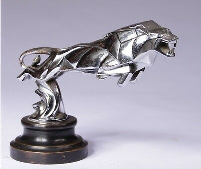 Mascotte Automobile Art Deco Lion Brau