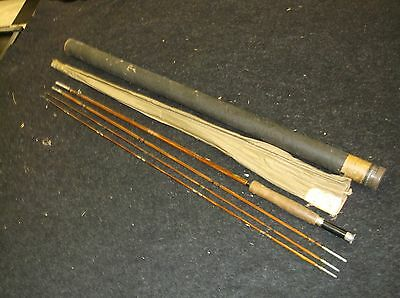Vintage Shakespeare Bamboo Fly Rod