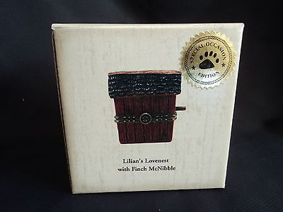 2010 Boyds Treasure Box Aunt Becky's Cast Iron Stove W/biscuit- New- Buy It Now