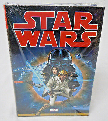 Star Wars The Marvel Years Omnibus Volume 1 HC Hard Cover New Sealed $125