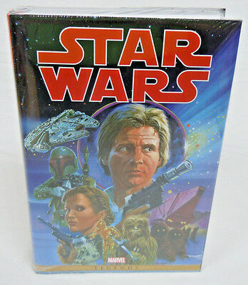 Star Wars Original Marvel Years Volume 3 Omnibus Brand New Factory Sealed $125
