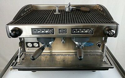 Reneka Viva 650 2 Group / Two Section Commercial Espresso Machine System 220v