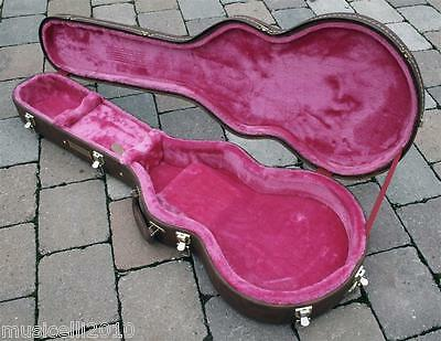 DELUXE 59 Lifton Guitar Case Reissue fits Gibson Les Paul,Some Singlecut Guitars
