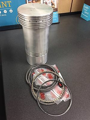 Ingersoll Rand compressor parts 1st and 2nd stage piston and rings NEW