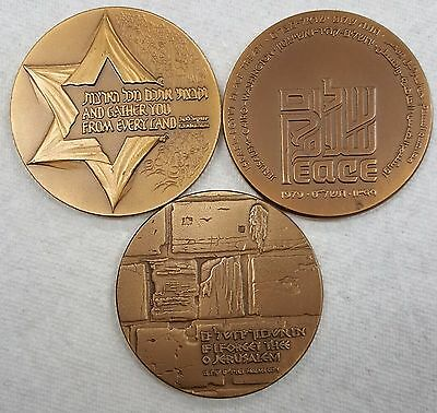 3 medals from Israel