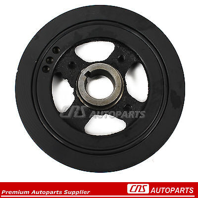 Harmonic Balancer Crankshaft Pulley for 92-98 Toyota Paseo Tercel 1.5L