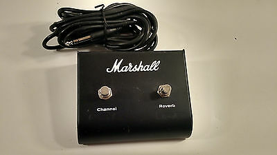 COOL Marshall Two Button Amplifier Channel FX Effect Dual Footswitch Stomp Pedal