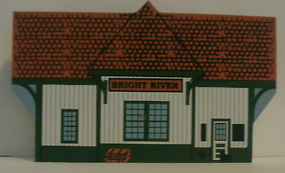 Cats Meow 1997 Green Gables Series Bright River Station