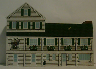 The Cats Meow Village 1999 Mid Atlantic Tavern Series King George Inn