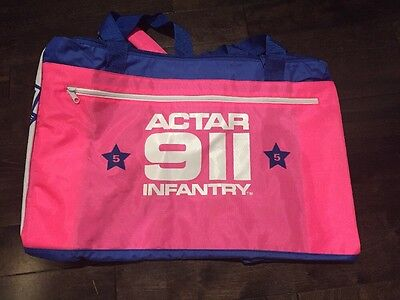 New Actar 911 Infantry 5 Pack Replacement Carry Bag CPR Training First Aid