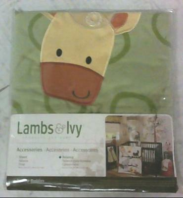 NEW Treetop Buddies Window Valance by Lambs and Ivy 53.5 Inch x12.5 Inch $48.99